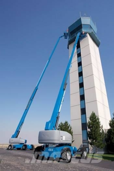 Genie boom lift available on hire in saudi arabia