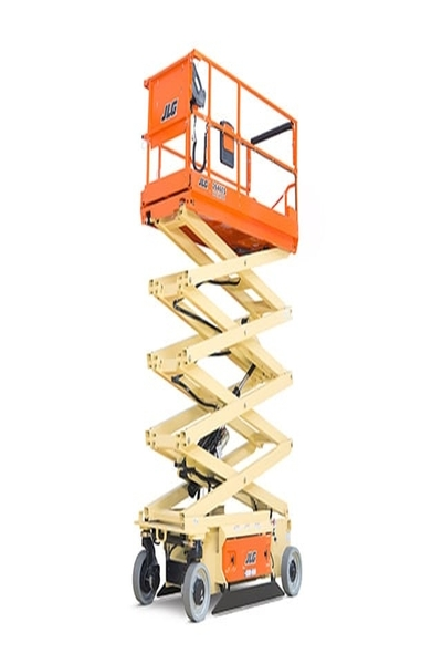 32 ft, Wide, jlg electric scissor lift