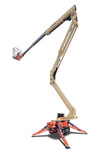 jlg spder lift on rent in riyadh