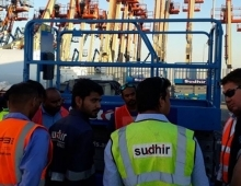 SUDHIR RENTALS BOOSTS SAFETY STANDARDS IN THE SAUDI ARABIA