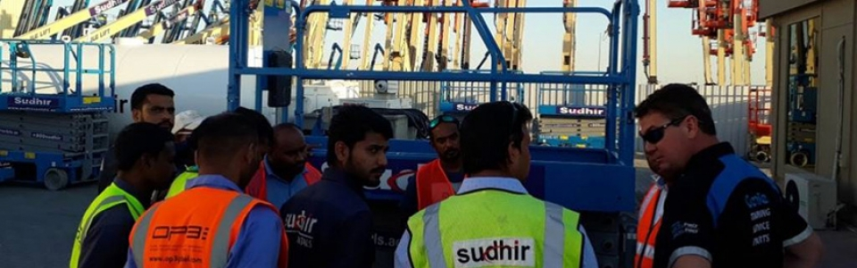 BOOM LIFT RENTAL SAFETY STANDARDS IN THE SAUDI ARABIA